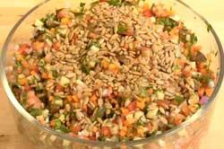 Салат средиземноморский рубленый