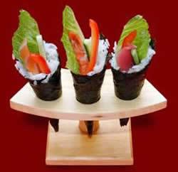 Кулечки суши