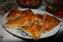 Самса уйгурская (Пирожки)